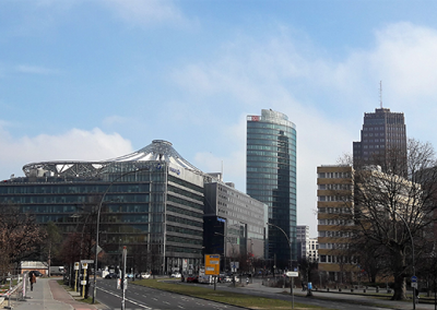 Potsdamer Platz kompltett