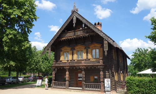 Potsdam Alexandrowka Berlin tour guiados visita guiada