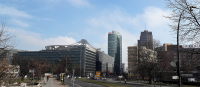 Potsdamer Platz  berlin visita guiada panorámica.