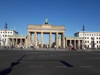 Puerta de Brandenburgo berlin visita guiada panorámica.